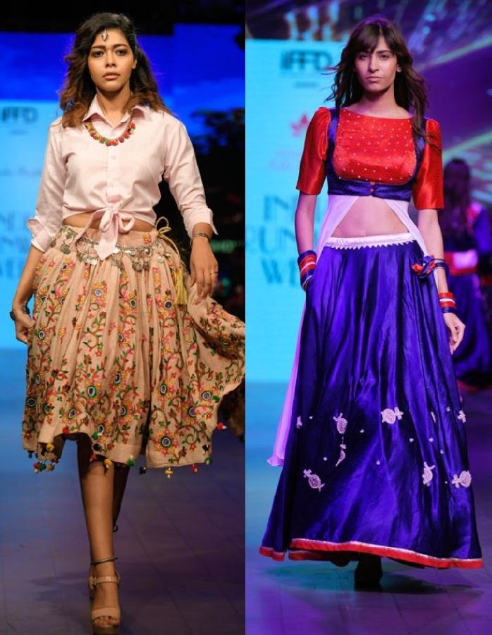 PunjabKesari, fashion show, nari