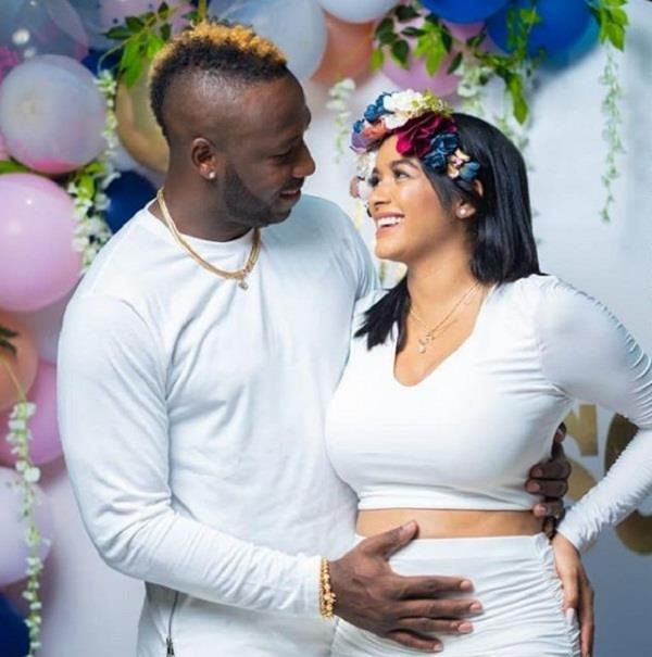 big-happiness-is-coming-to-home-of-star-of-windies-russell-soon-to-be-father