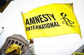 ban on amnesty international programme in kashmir