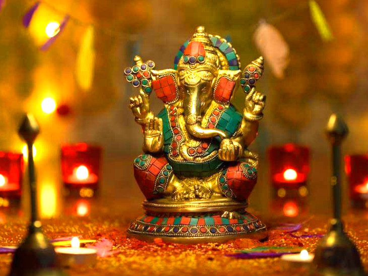 PunjabKesari, Ganesh mantra, Ganesh mantra jaap, Sri ganesh, Lord ganesh, Lord ganesha mantra, गणेश मंत्र, ashwin month, अश्विन मास, ganesh puja in ashwin month, mantra bhajan aarti, vedic mantra in hindi