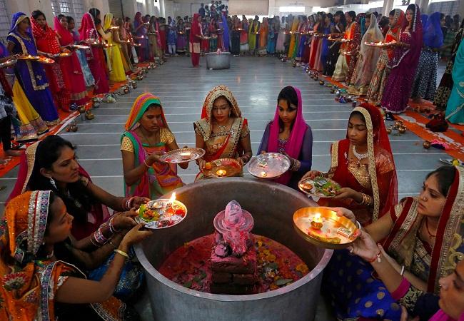 PunjabKesari, Jaya parvati Vrat, जया पार्वती व्रत, देवी पार्वती, भगवान शिव, Devi Parvati, Devi Parvati Pujan