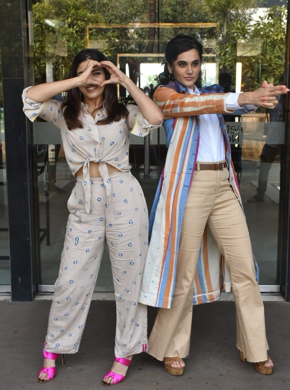 Bollywood Tadka, Saand KI Aankh Promotion