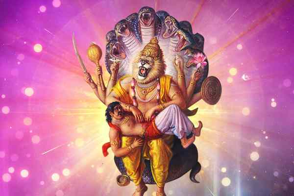 PunjabKesari, Narsingh jayanti, Narsimha jayanti 2020, नरसिंह, नरसिंह जयंती, नरसिंह जयंती 2020, Lord narasimha puja, Narasimha mantra, नरसिंह मंत्र, Mantra Bhajan Arti, Vedic Mantra In Hindi, Mantra Ucharan In Hindi, Slokas and Mantras, vedic Slokas, Bhagwan ki Aarti, आरती भजन इन हिंदी
