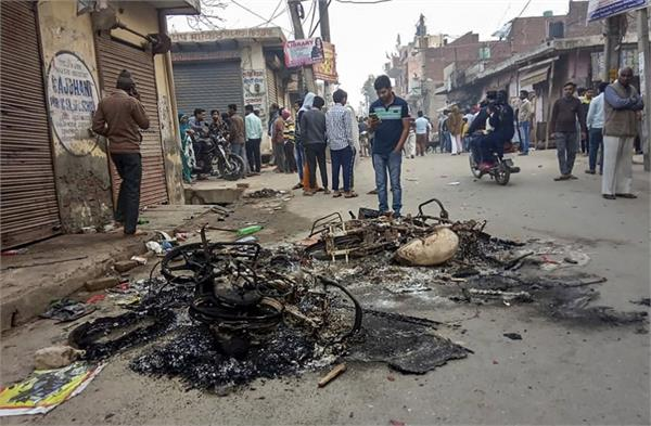 delhi violence the situation had become so bad