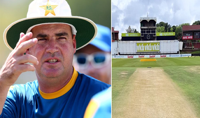 Mickey Arthur Pakistan Cricket Coach
