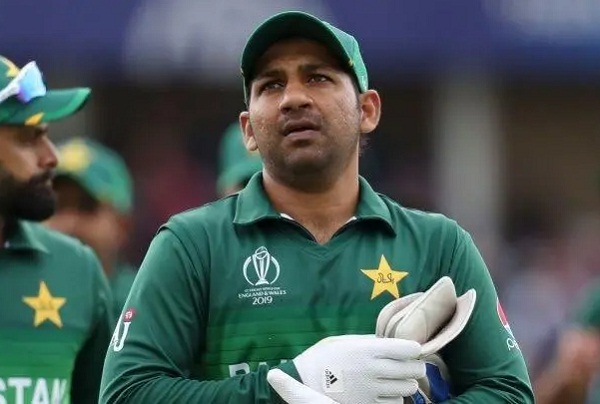 Sarfaraz Ahmed getting the all round condemnation