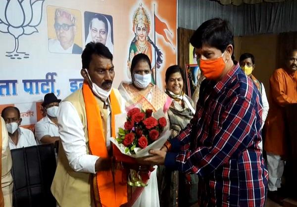 PunjabKesari, Tulsi Silvat, BJP, Congress, Madhya Pradesh, Sanwar by-election, Shivraj Singh Chauhan, Jyotiraditya Scindia
