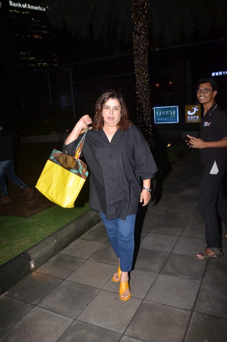 Bollywood Tadka, Farah Khan