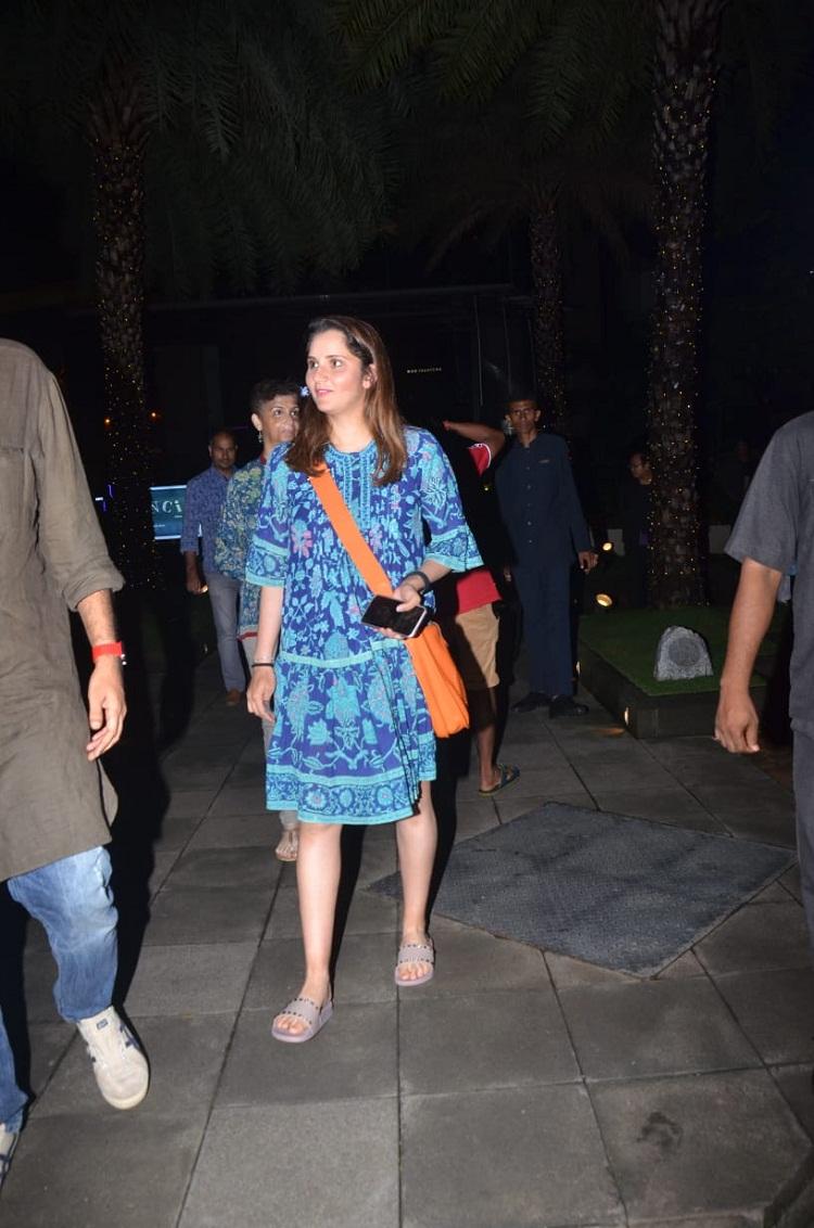Bollywood Tadka, Saniya Mirza