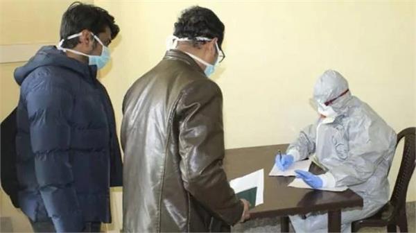 corona virus confirmed to another italian citizen in jaipur