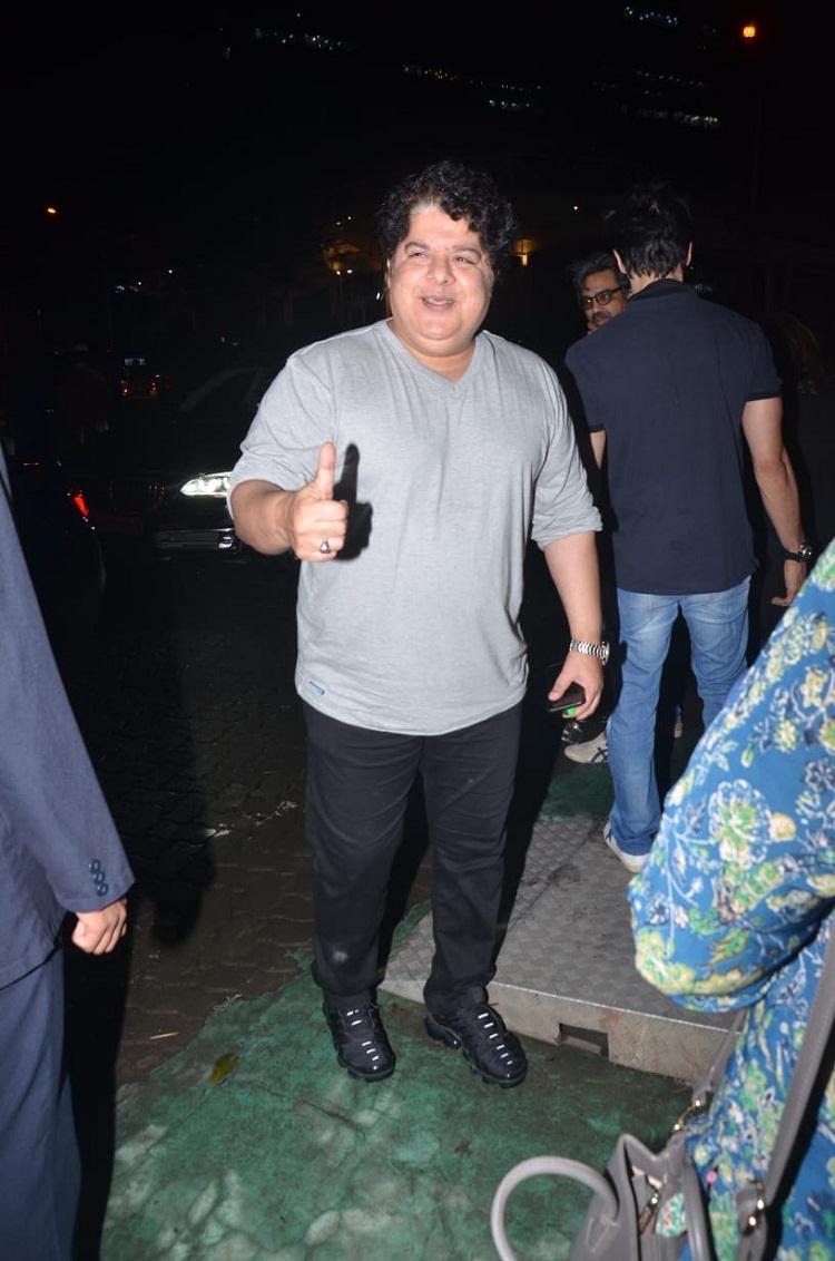 Bollywood Tadka, Sajid Khan
