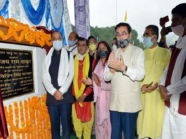 PunjabKesari, CM and BJP Leader Image