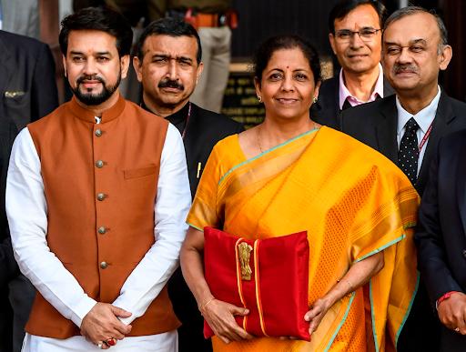 PunjabKesari, Budget, Budget 2020, बजट 2020, बजट, वित्त मंत्री, निर्मला सीतारमण, Finance Minister, Nirmala Sitaraman, Parliament, Jyotish Gyan, Jyotish Shastra, Astrology