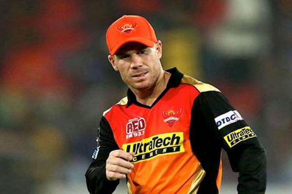 David Warner, IPL news in hindi, सनराइजर्स हैदराबाद, डेविड वार्नर, RR vs SRH, SRH vs RR, Rajasthan Royals, Sunrisers Hydrabad, IPL 2020