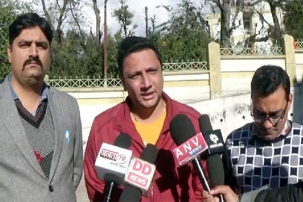 PunjabKesari, HIDA State President Image