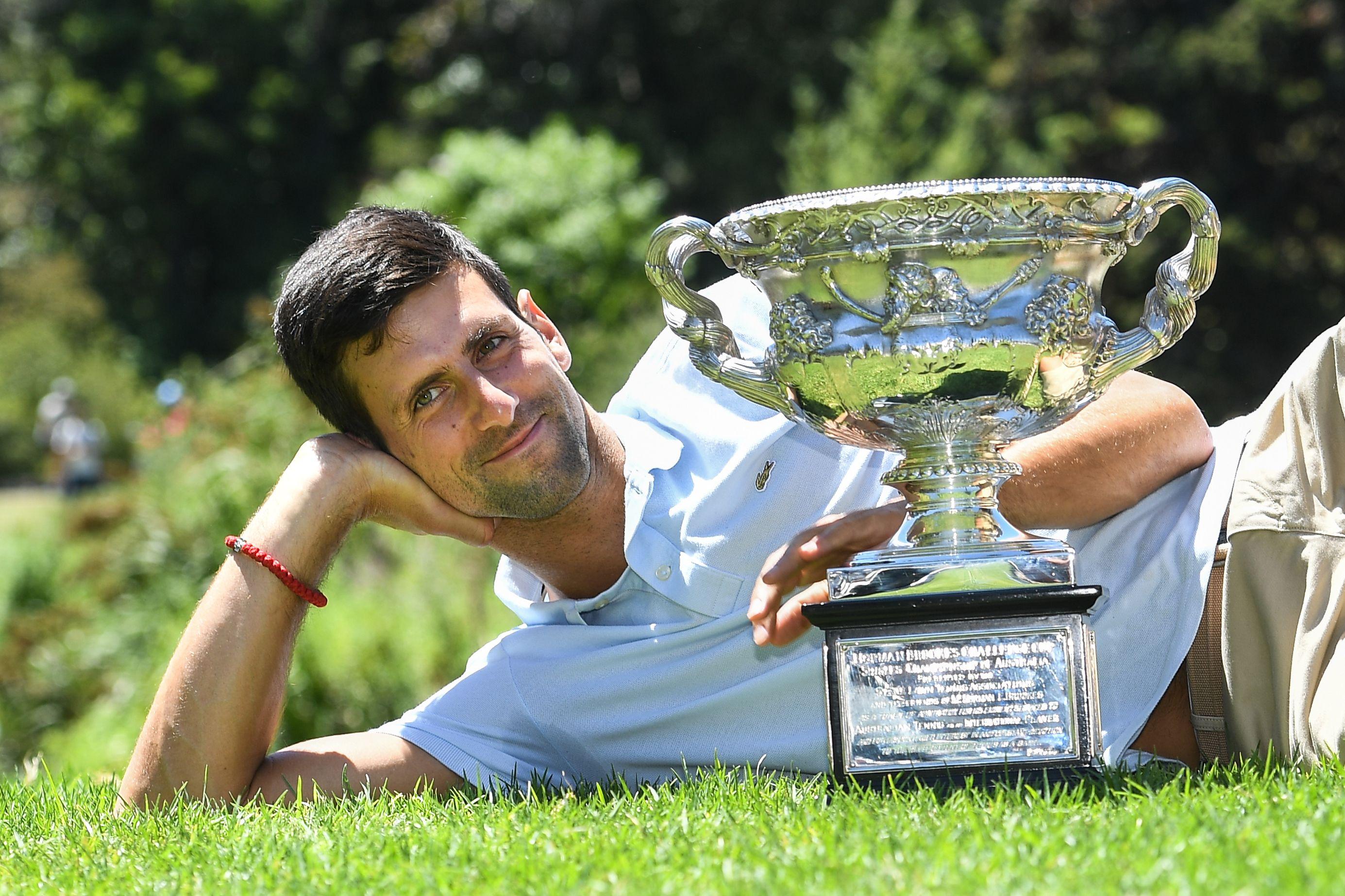 Naomi Osaka and Novak Djokovic number one in Tennis Ranking