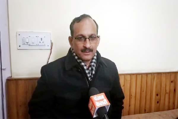 PunjabKesari, Satpal Satti Image