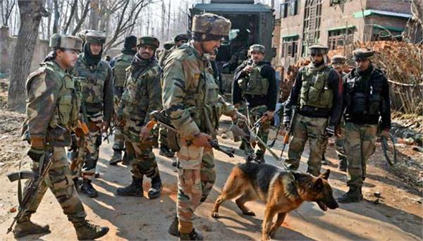 army launch caso in lal chowk