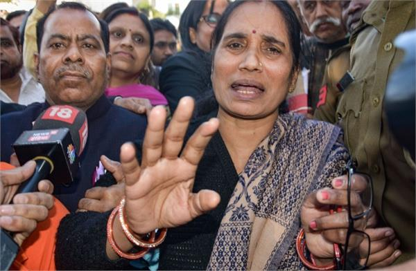 nirbhaya s mother hopes this time the culprits will be hanged