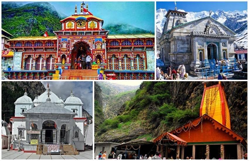 PunjabKesari, Badrinath, Badrinath Dham, Badrinath mandir, Badrinath Char Dham, Badrinath Temple, Char Dham in india, Char Dham, Dharmik Sthal, Religious place in india