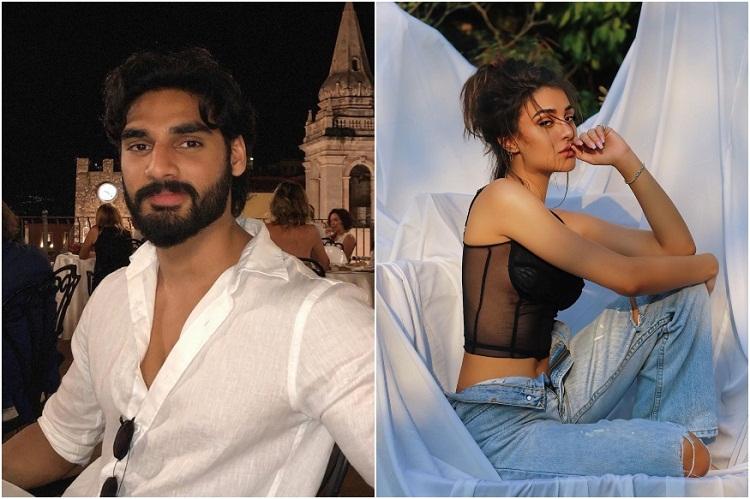 Bollywood Tadka,Ahan Shetty Images