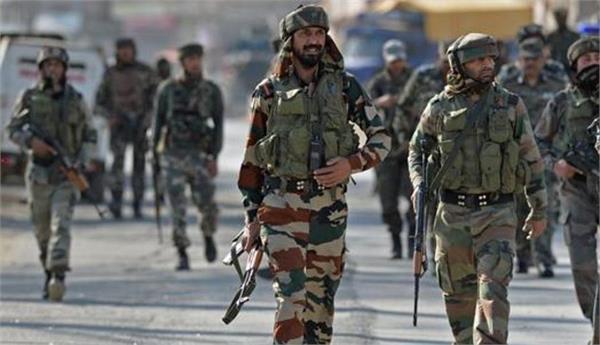 army video of thrashing viral in kashmir