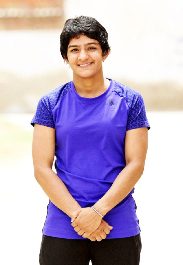 Ritu Phogat say goodbye to wrestling for MMA