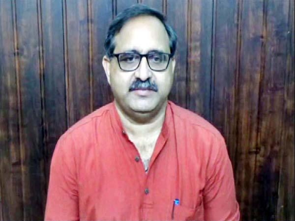 PunjabKesari, BJP Leader Randhir Sharma Image