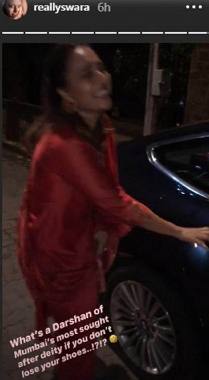 Bollywood Tadka, Swara  Bhaskar