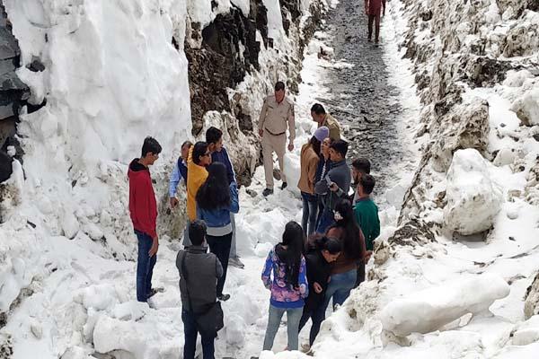 PunjabKesari, Sach Pass Image