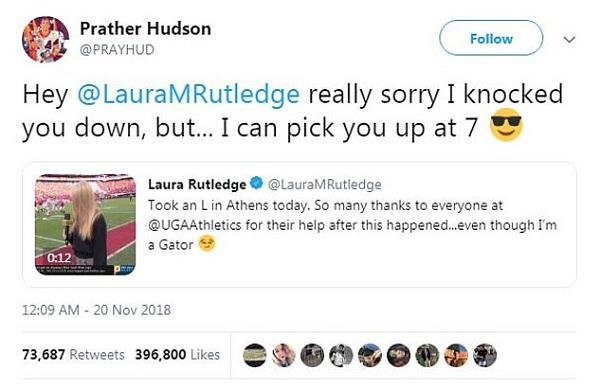 PunjabKesarisports Laura Rutledge