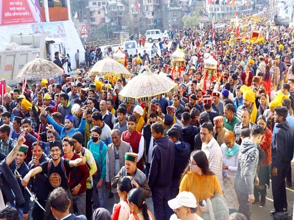 PunjabKesari, Procession Image