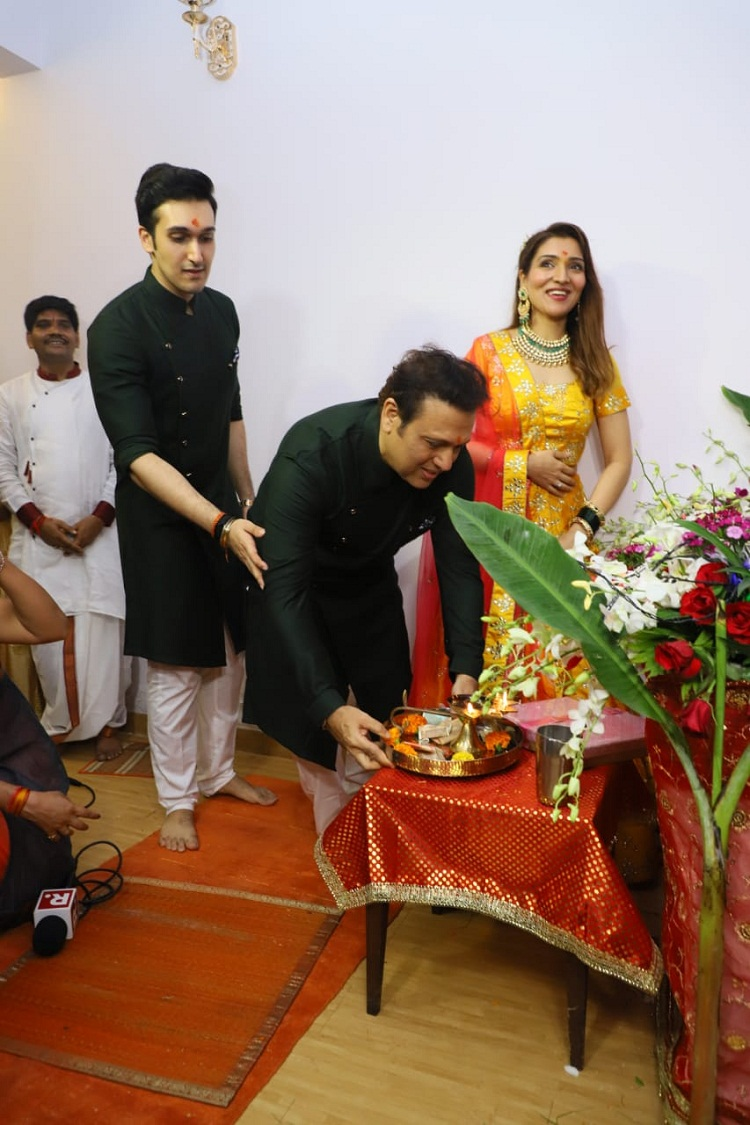 Bollywood Tadka, Govinda Ganesha