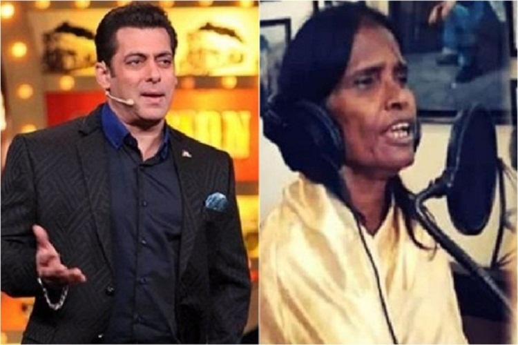 Bollywood Tadka, Ranu Mondal And Salman