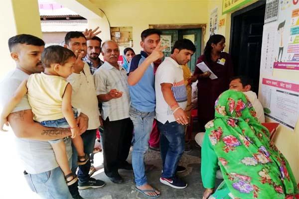 PunjabKesari, Voting Image