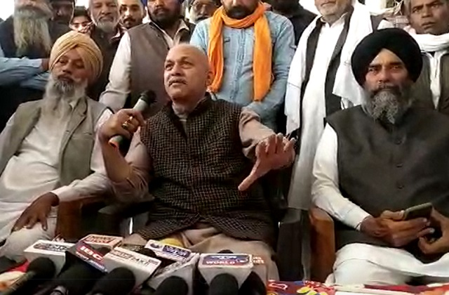 PunjabKesari, Madhya Pradesh, Kakka ji, Kisan agitation, Kisan law, Narendra Modi, BJP