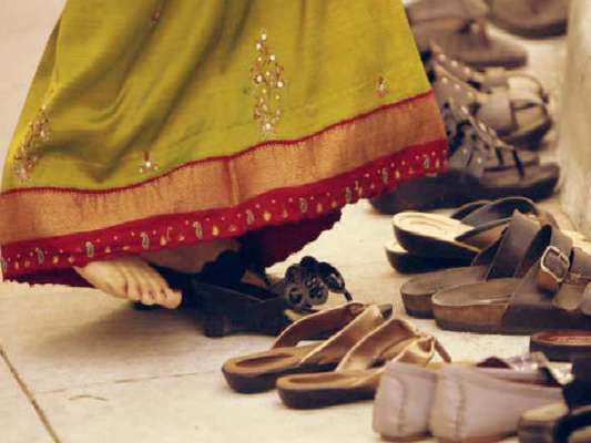 PunjabKesari, Footwear, Shoes rak,Shoes