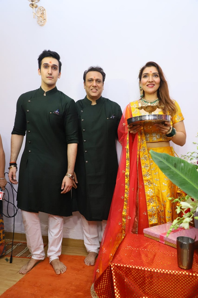 Bollywood Tadka, govinda family