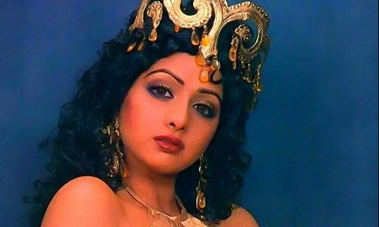 Bollywood Tadka, sridevi at madam tusad