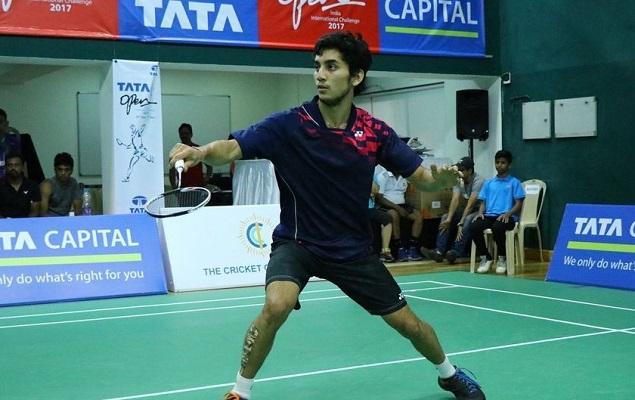 Lakshya Sen Badminton