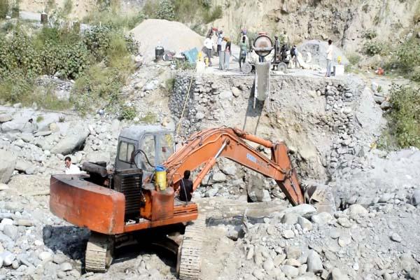 PunjabKesari, Construction Image