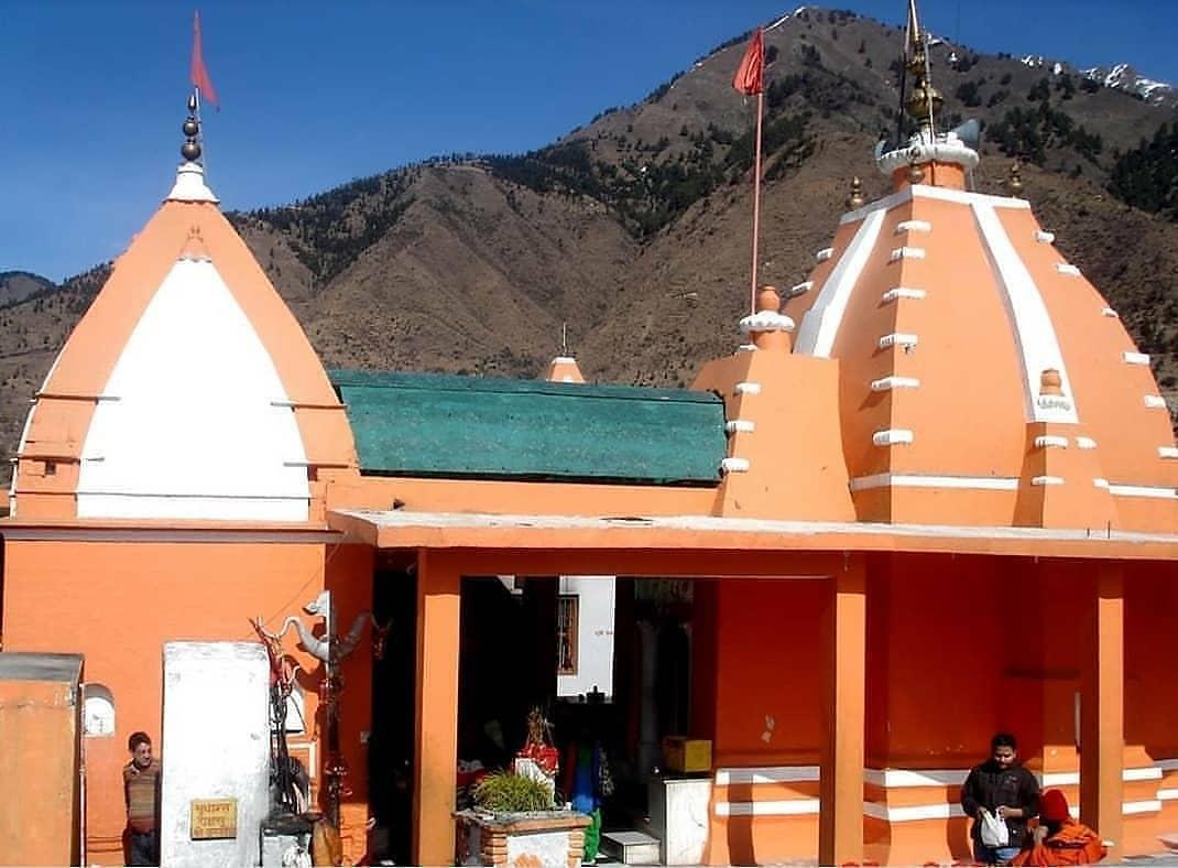 PunjabKesari, Sudh mahadev temple, Sudh mahadev temple in patnitop, पटनीटॉप सुध महादेव मंदिर