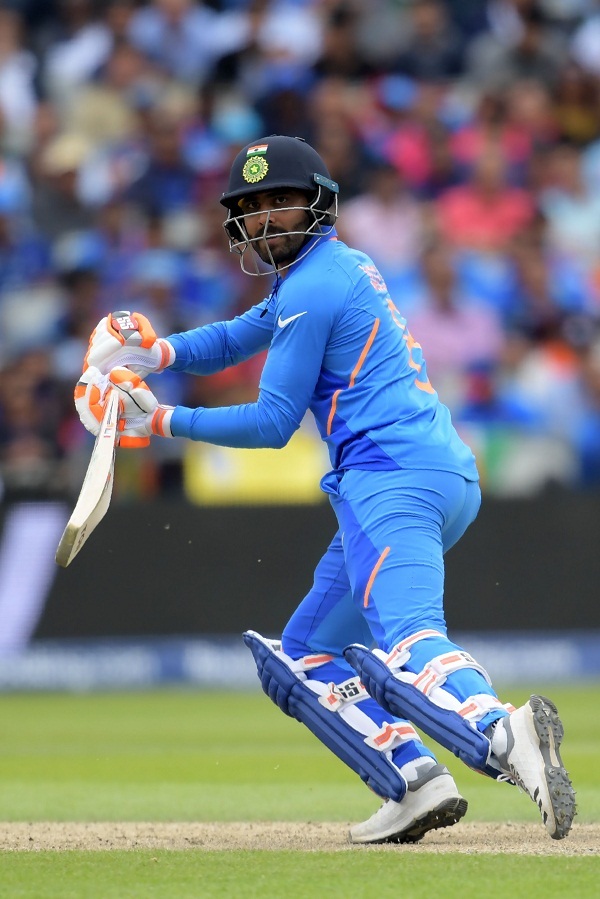 Ravindra Jadeja play magnissive innings in 1st semifinal of IND v NZ