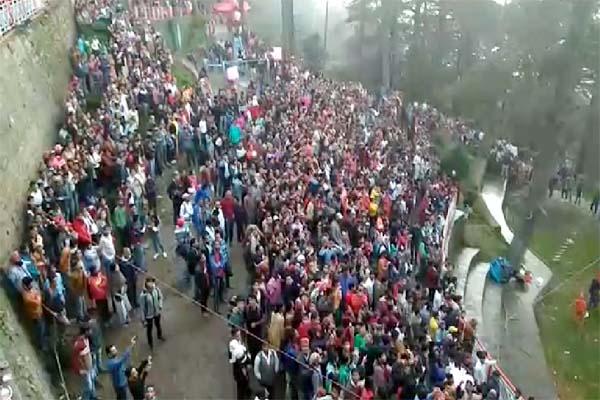 PunjabKesari, Crowd Image