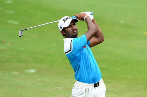 Chikkarangappa Indian Golfer