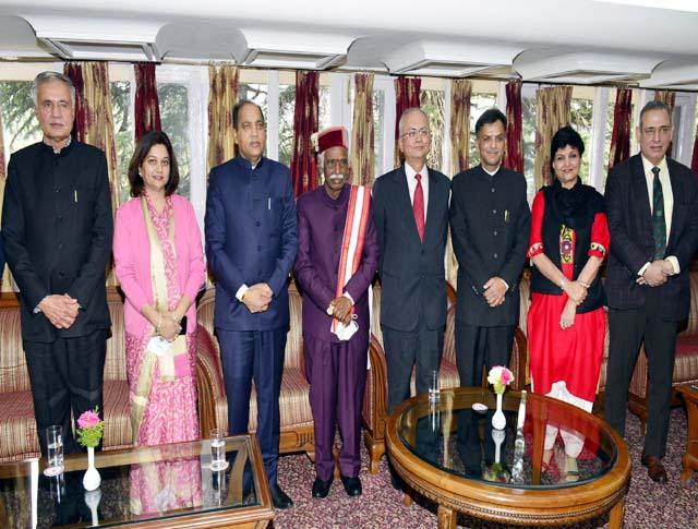 PunjabKesari, CM, Governor and DGP Image