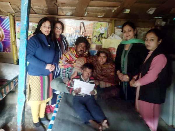 PunjabKesari, Financial Help Image