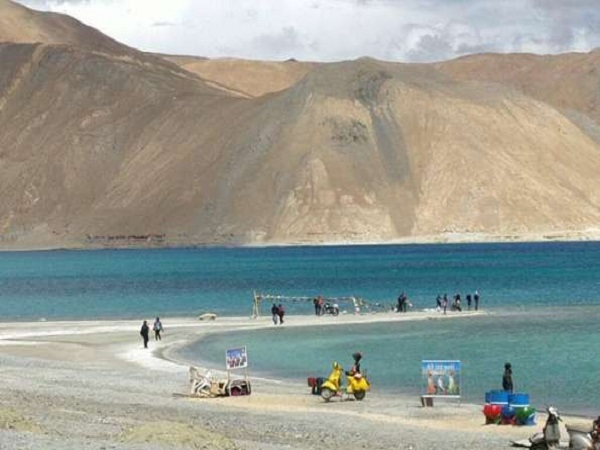 PunjabKesari, Ladakh Loksabha Seat, Loksabha Election 2019, India's largest Loksabha Seat, BJP, Congress, लोकसभा चुनाव 2019