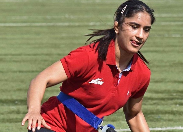 Vinesh Phogat wins gold at Yasar Dogu International