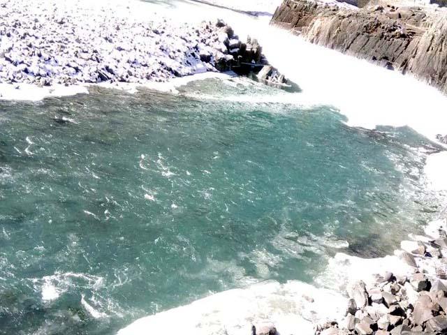 PunjabKesari, Chinab River Image